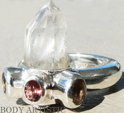 seraphim,warter saphire ring