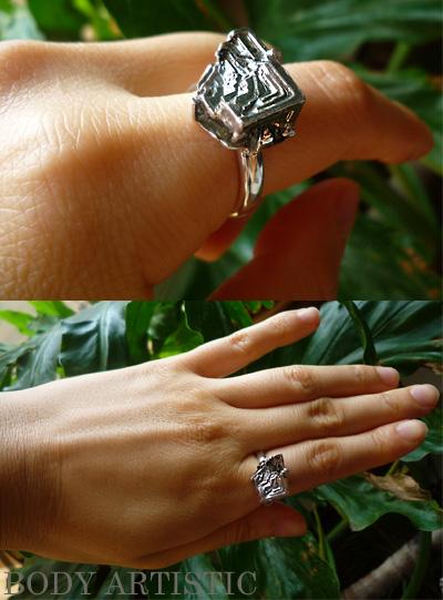 seraphim,Titanium ring