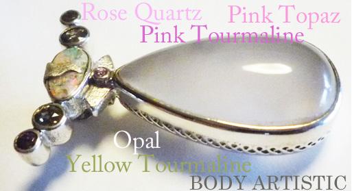 seraphim,roze quartz